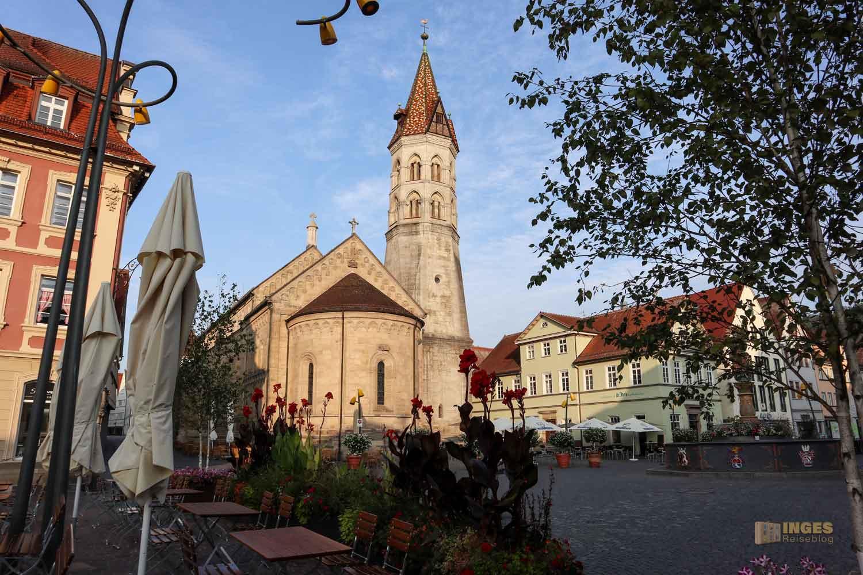 Johanniskirche in Schwäbisch Gmünd
