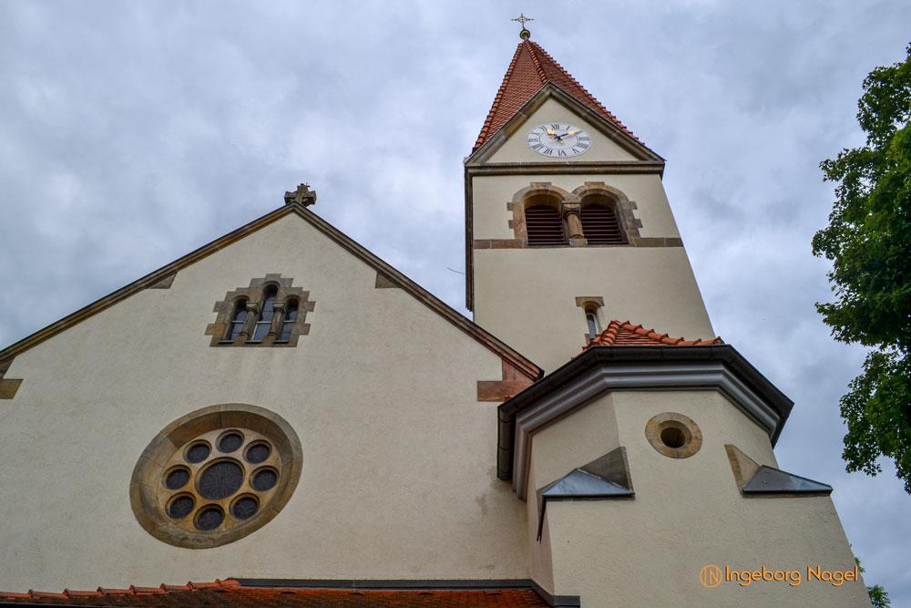 Evang.Christuskirche Bischofsheim