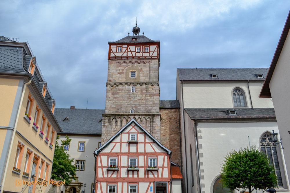 Kath.Stadtpfarrkirche St. Georg Bischofsheim
