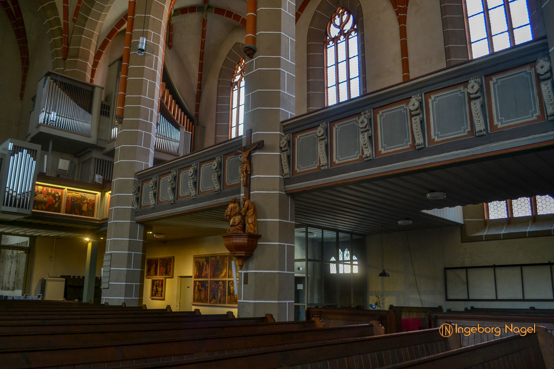 Stadtkirche St. Georg Schmalkalden