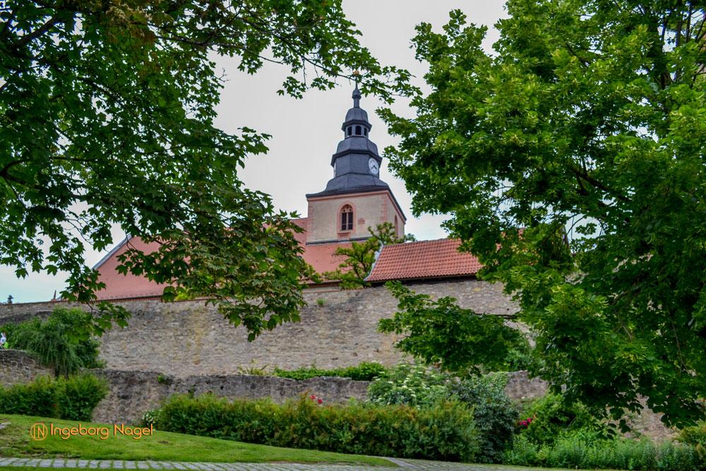 Kirchenburg Ostheim v.d.Rhön