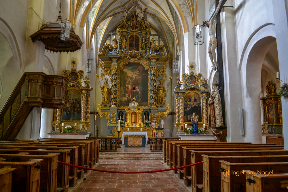 Münsterkirche Frauenchiemsee