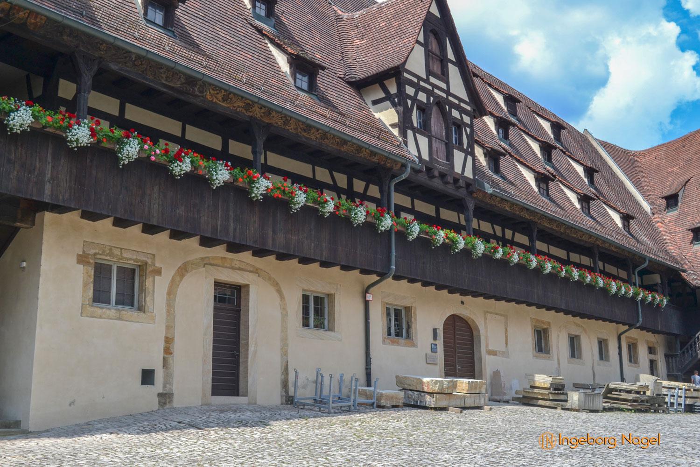 Bamberg Alte Hofhaltung