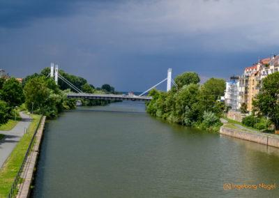 Bamberg Kettenbrücke