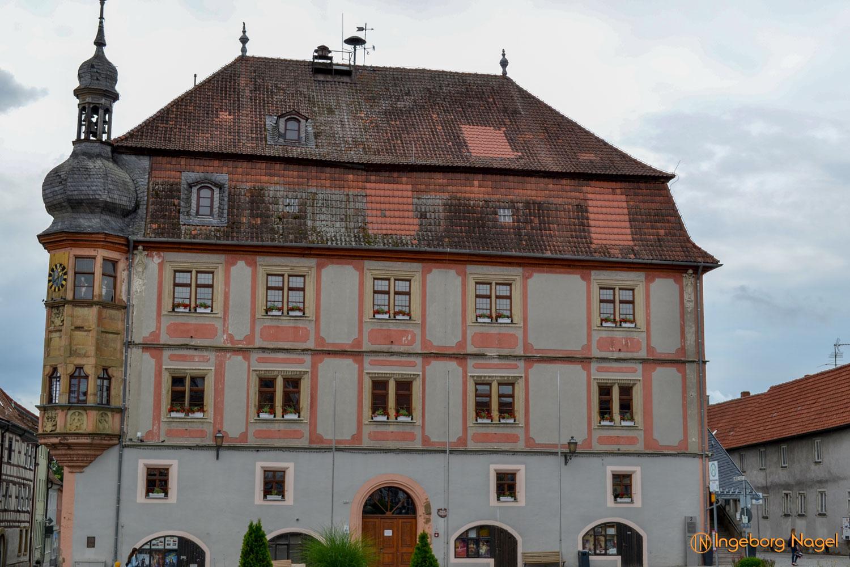 Bad Königshofen i. Grabfeld Rathaus