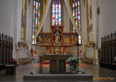 Bad Königshofen i. Grabfeld Stadtpfarrkirche