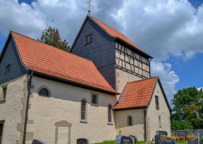 Kirchenburg Serrfeld