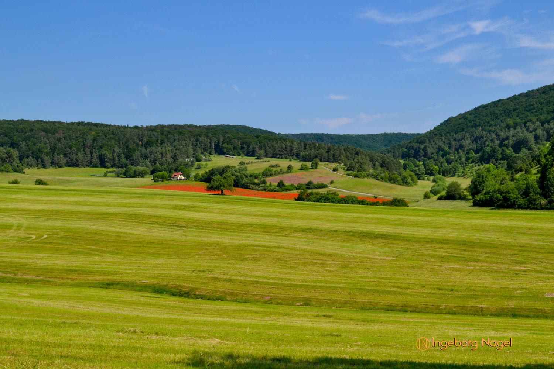 Unterfranken-Thüringer Wald