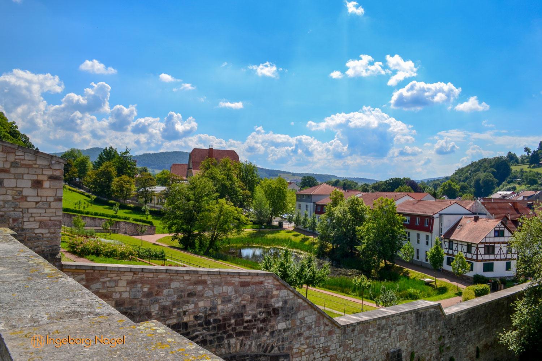 Schloss Wilhelmsburg Schmalkalden