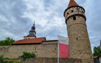 Die Kirchenburg in Ostheim v.d. Rhön