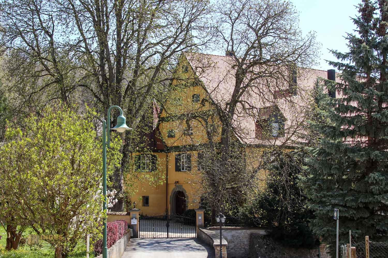 Schloss in Essingen 2588