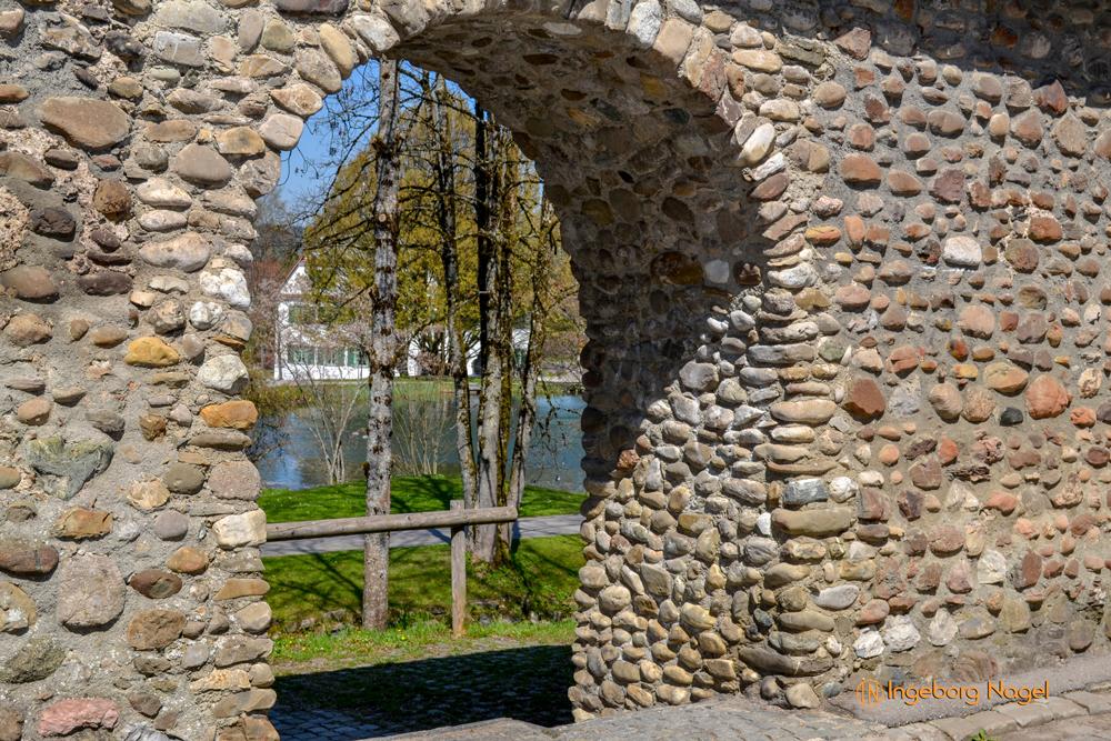 Stadtmauer Isny