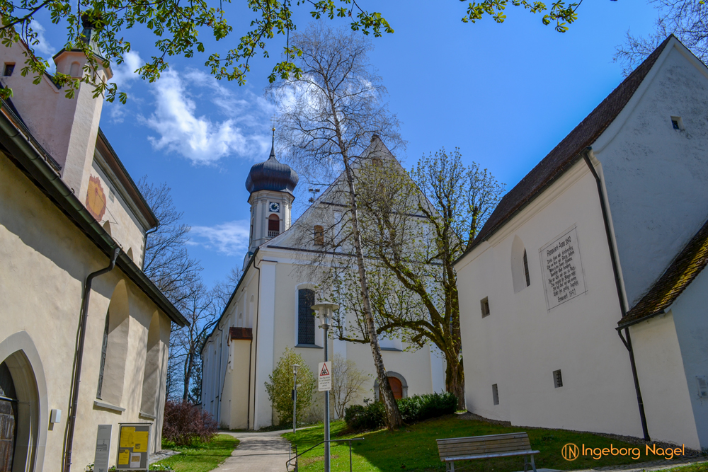 Kirche St. Georg und Jakobus Isny
