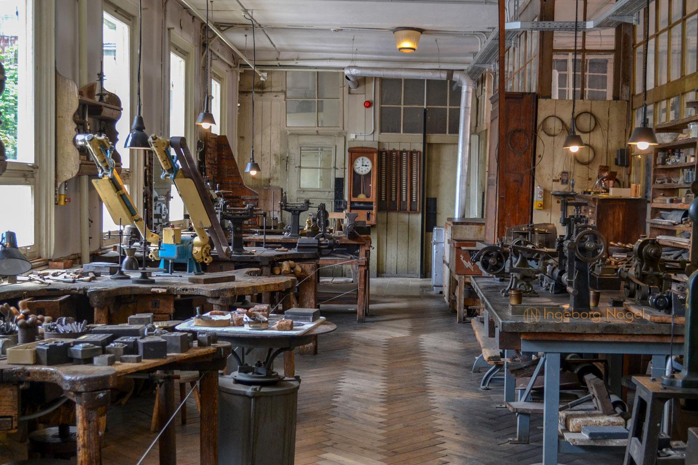 Museum Ott-Pausersche Silberwarenfabrik Schwäbisch Gmünd
