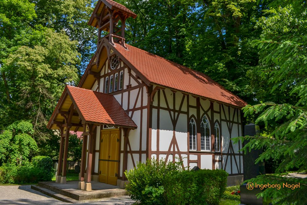 Schorndorf Remstalgartenschau 2019 Alter Friedhof