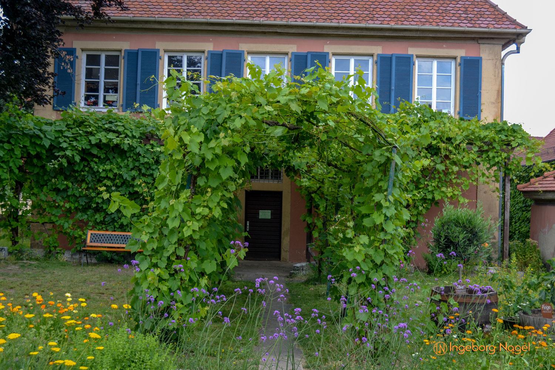 Mögglingen Remstalgartenschau Kräutergarten