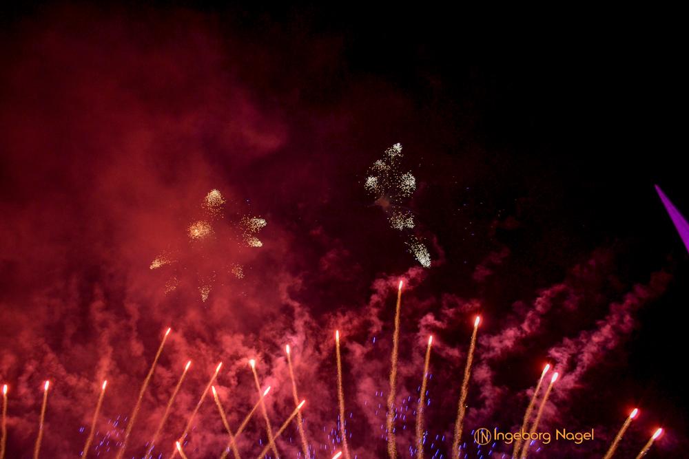 Feuerwerk Mögglingen Remstalgartenschau