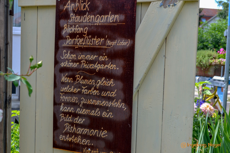 Mögglingen Remstalgartenschau Staudengarten