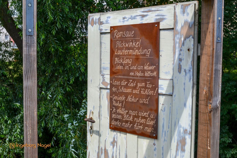 Mögglingen Remstalgartenschau Remsaue