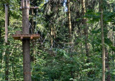 Kletterpark Himmelsgarten Schwäbisch Gmünd