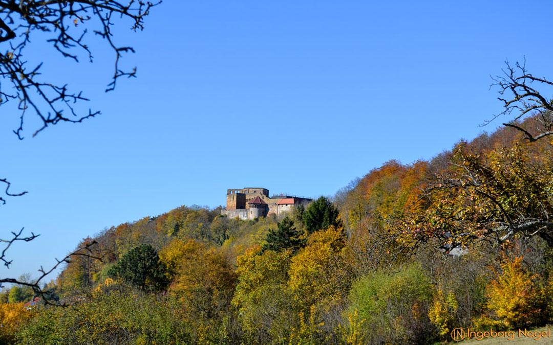 Burgruine Hohenrechberg
