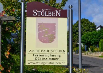 Ferienwohnung Stölben in Briedel