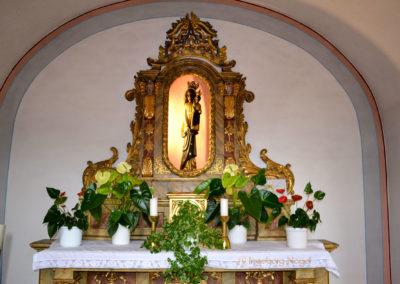 Schwarze Madonna Beilstein an der Mosel