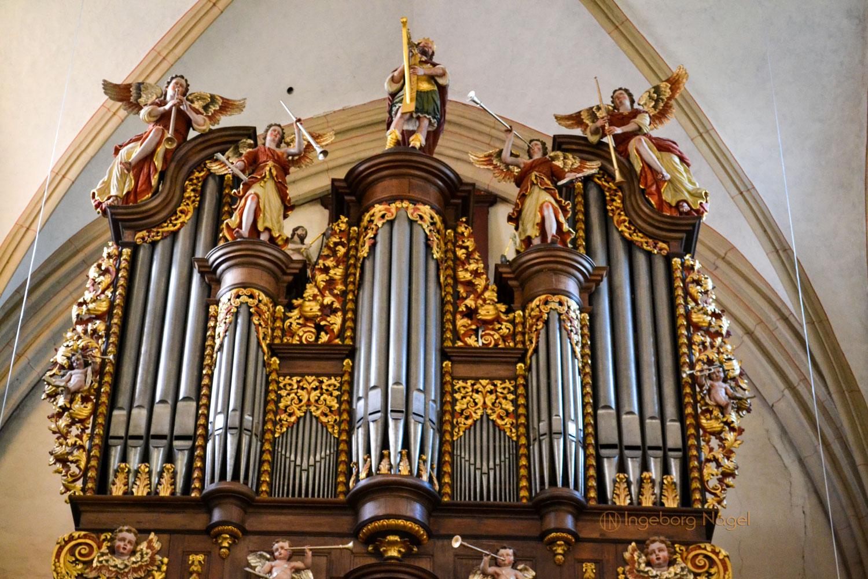 Die Stiftskirche in Münstermaifeld
