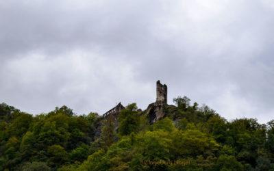 Die Grevenburg bei Traben-Trarbach
