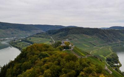 Die Marienburg an der Mosel