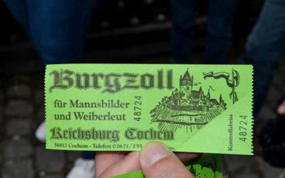 Die Reichsburg in Cochem – Burgführung