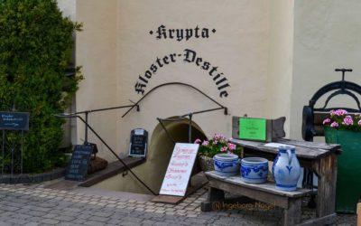 Die Klosterdestille im Kloster Machern