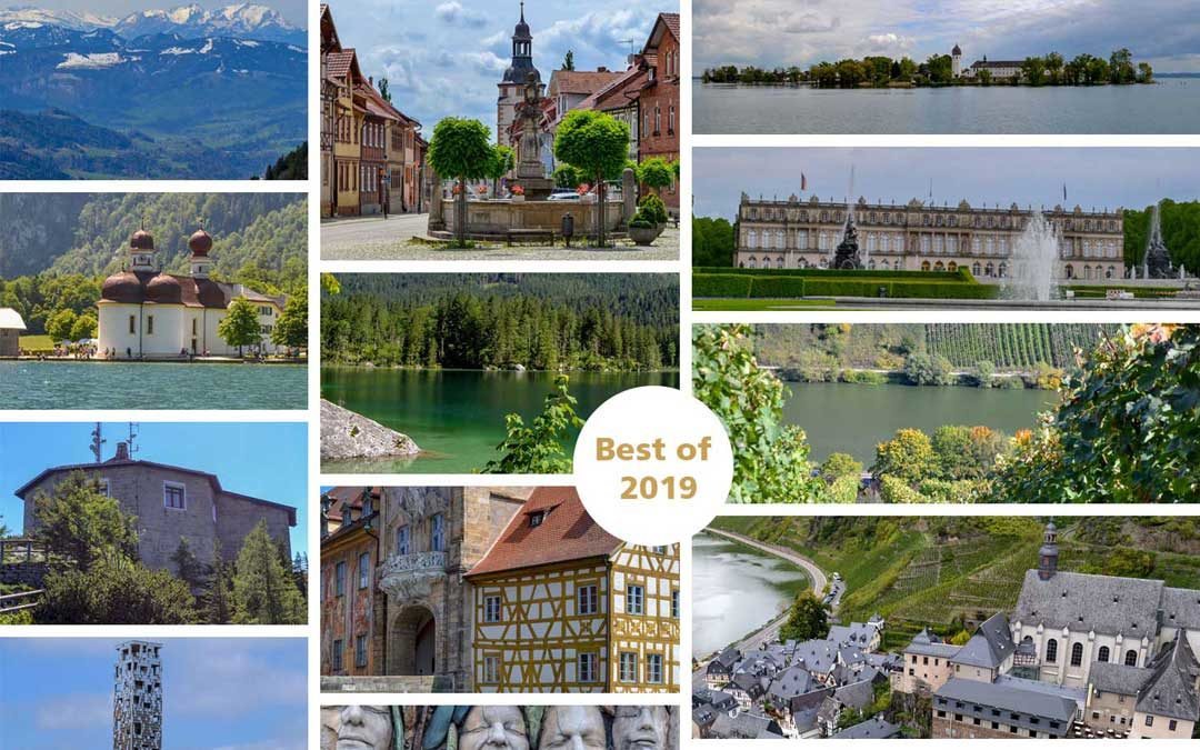 Best of 2019 Reisehighlights