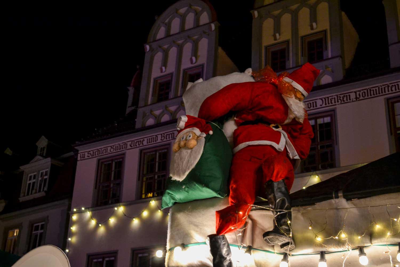 Weihnachtsmarkt Naumburg/Saale