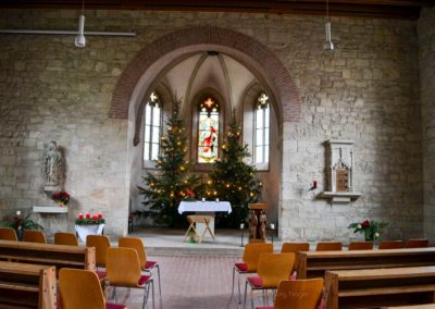 Roßbach-Advent in den Weinbergen