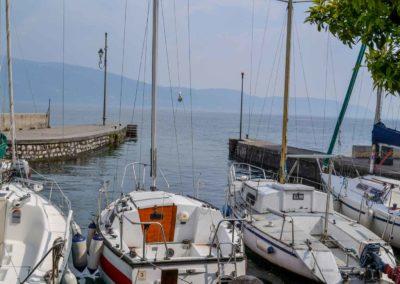 Gargnano am Gardasee