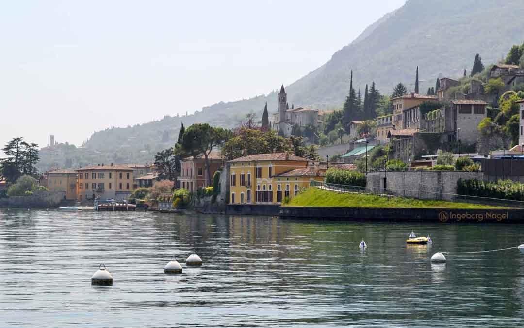 MEIN Lieblingsort am Gardasee – Gargnano