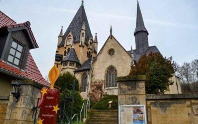 Roßbach und der Advent in den Weinbergen