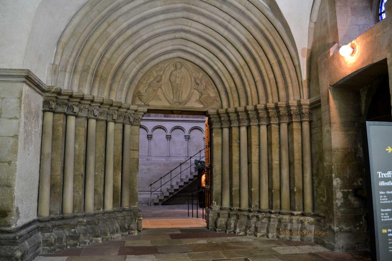 Vorhalle Naumburger Dom