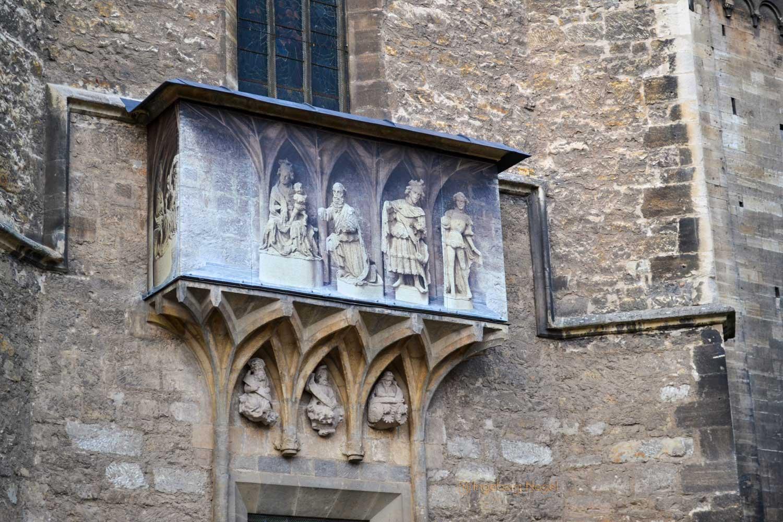 Naumburger Dom Dreikönigskapelle
