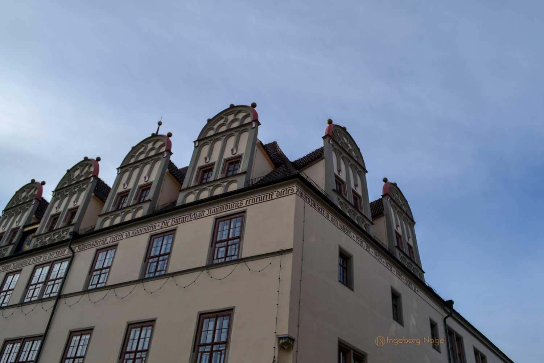 Rathaus Naumburg/Saale
