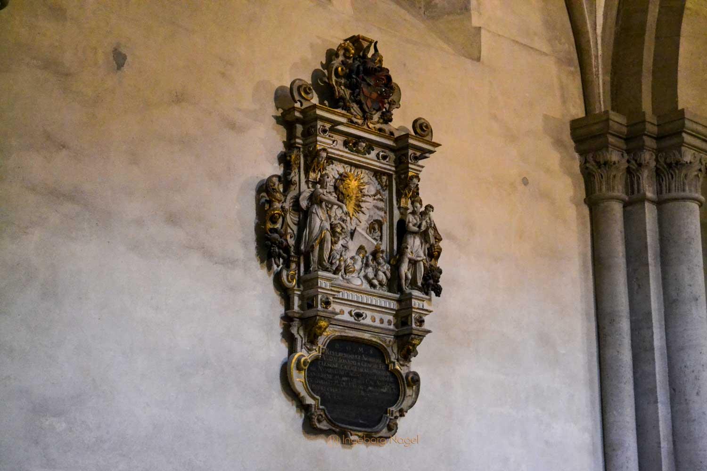 Langhaus Naumburger Dom