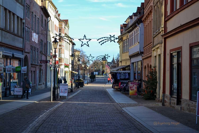 Jakobsstraße Naumburg/Saale