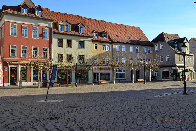 Holzmarkt Naumburg/Saale
