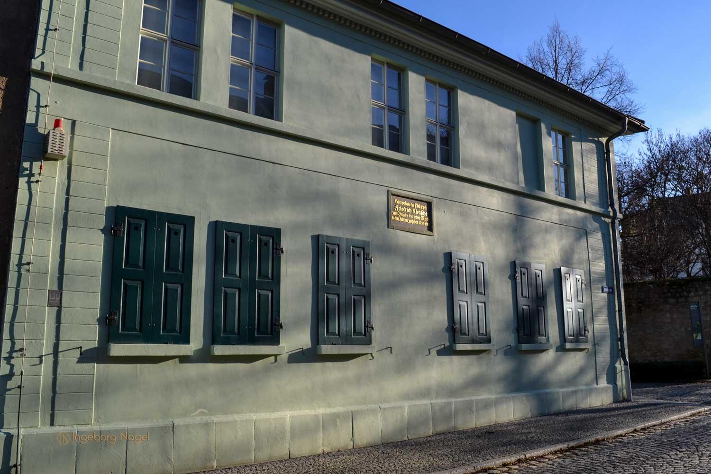 Nietzsche Haus Naumburg/Saale