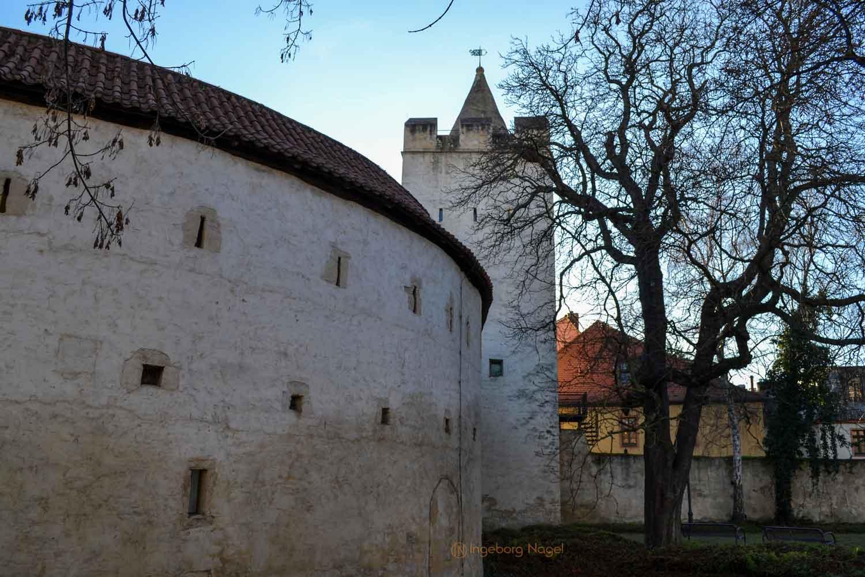 Marientor Naumburg/Saale