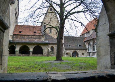 Kreuzgang Naumburger Dom