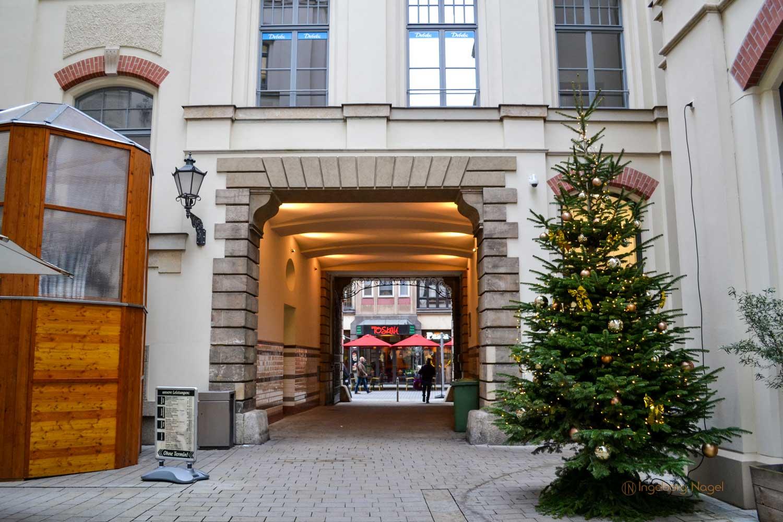 Oelßner's Hof Leipzig