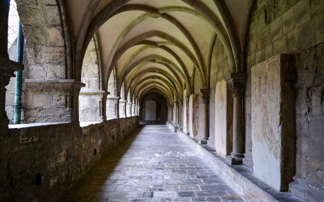 Im Naumburger Dom – der Kreuzgang und die Marienkirche