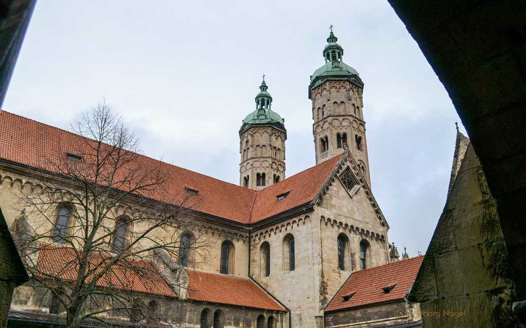 Im Naumburger Dom – Ostchor und Ostlettner